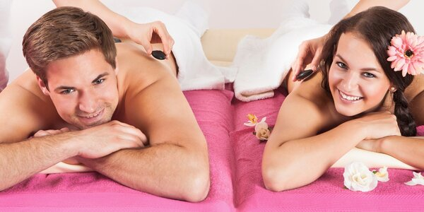 Čokoládové pohlazení pro dva: Partnerská masáž