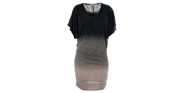 Dámské šedé šaty Santa Barbara