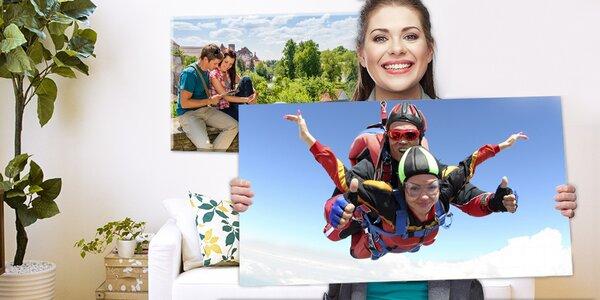 Velké fotoplakáty, které oživí váš interiér