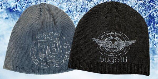 Zimní čepice Bugatti