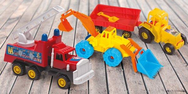 Parádní hračky na doma i na písek