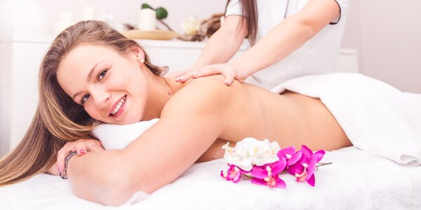 Hodinová thajská relaxace: masáž dle výběru