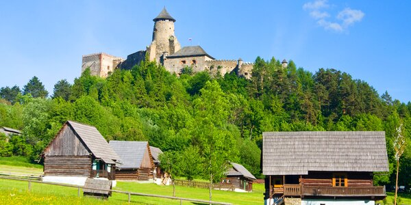 Pohodový pobyt nedaleko slovenských termálů