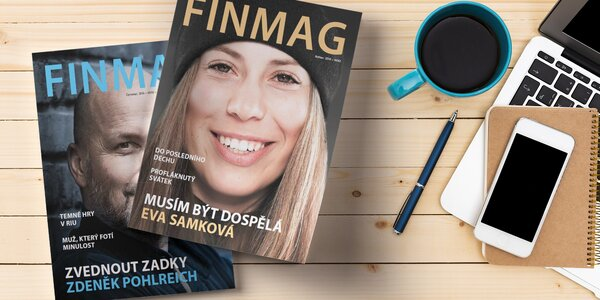 Roční předplatné Finmagu a digitální archiv