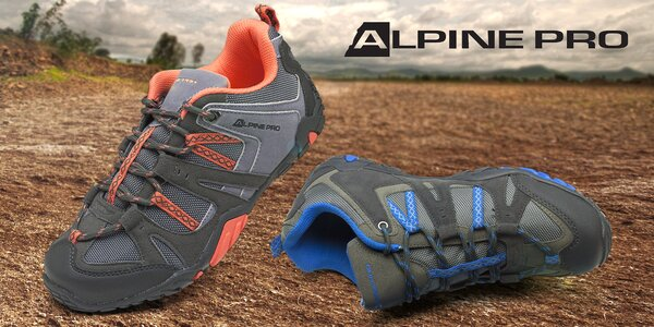 Voděvzdorné outdoorové boty Alpine Pro adf9333d17