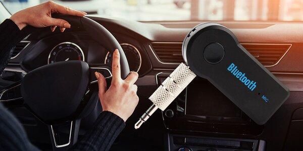 Bluetooth adaptér pro přehrávání hudby z telefonu