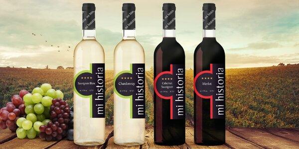 Ze španělské vinice až k vám: 4 vína Mi Historia