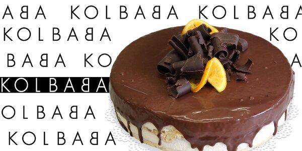 Nadýchané dorty z cukrárny Kolbaba