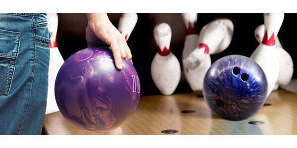 Hodina bowlingu až pro 5 hráčů