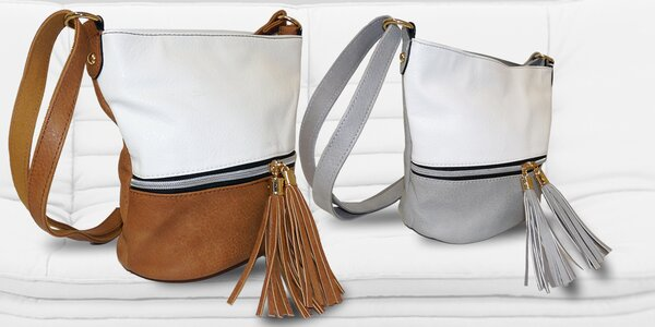 Dámské módní crossbody kabelky