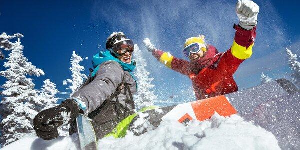 Last minute březnová lyžovačka ve Špindlu