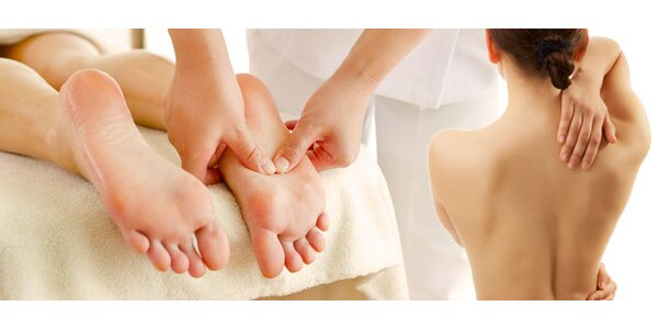 Reflexní terapie a Dornova metoda
