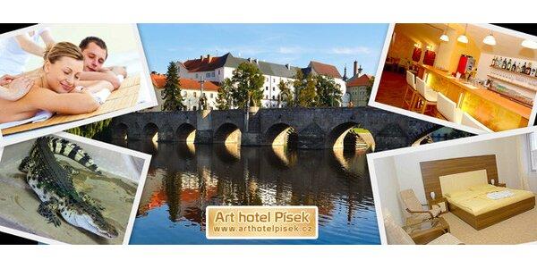 Tři dny plné relaxace a zábavy v malebných jižních Čechách