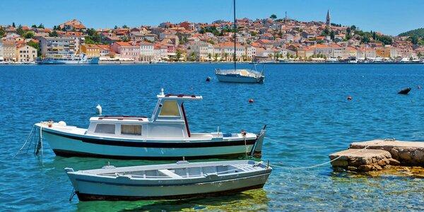 All inclusive pobyt ve slunném Chorvatsku