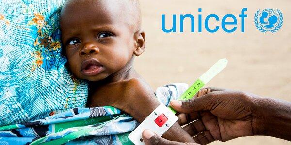 Pomozte dětem ohroženým hladomorem
