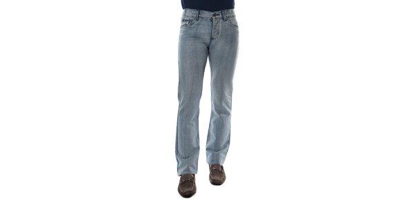 Pánské světle modré džíny Cristian Lay