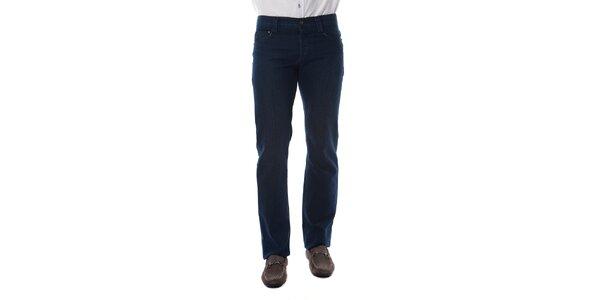 Pánské tmavě modré džíny Cristian Lay