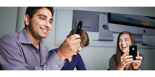 Školení systému iOS na zařízeních iPod, iPhone,iPad