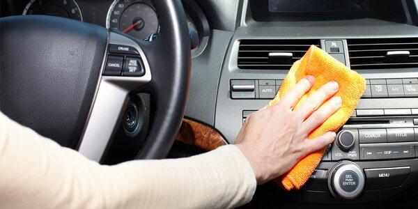 Mytí auta kdekoli: Ekologická parní automyčka