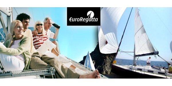 6940 Kč za týdenní plavbu na luxusní jachtě po střední a jižní Dalmácii!