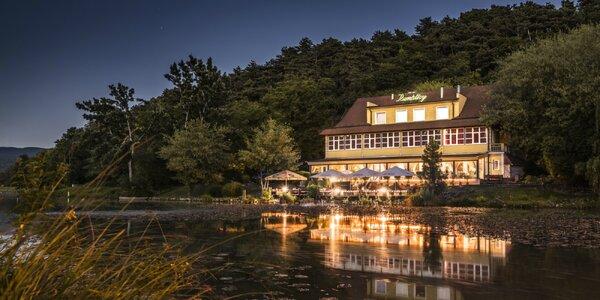3 dny v Piešťanech: skvělé jídlo i relax pro dva