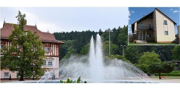 3 dny s partnerem, rodinou či přáteli v Luhačovicích s exkurzí do oplatkového…