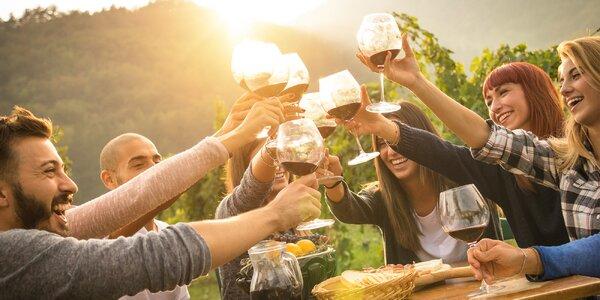 Degustační víkend na Moravě: až 250 druhů vín
