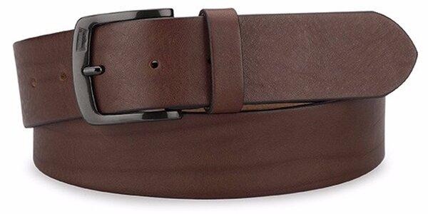 Pánský pásek Levi's- AB219576 Hnědý