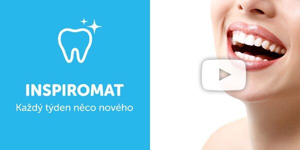 Lékařka radí: Jak vybělit zuby