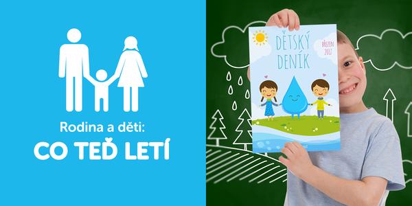 Deník v březnu: Já a voda + soutěž o výlet do farmaparku