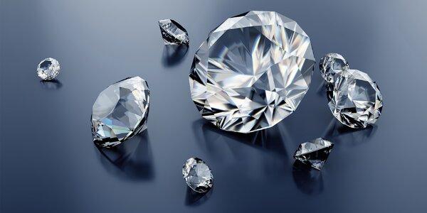 Vstup do Diamond Prague Musea a vlastní diamant