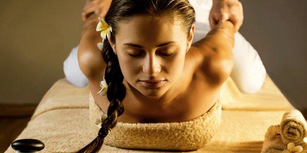 Poctivá thajská masáž pro uvolnění těla i mysli