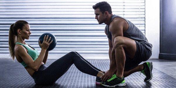 Osobní trénink v privátním fitness studiu