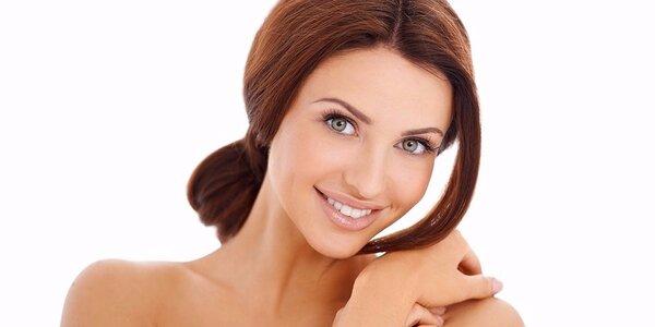 Kosmetické ošetření aromaterapeutickou kosmetikou