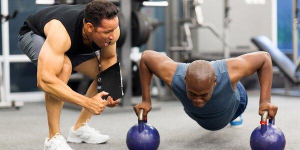 Osobní tréninky v privátním fitness centru