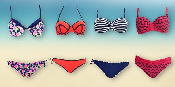 Dámské dvoudílné plavky
