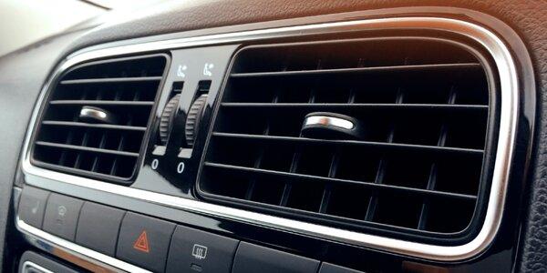 Kontrola a plnění klimatizace v automobilu