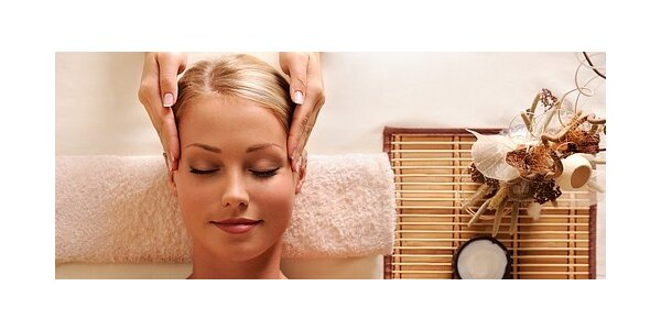 Indická masáž hlavy, ramen a šíje v centru Plzně