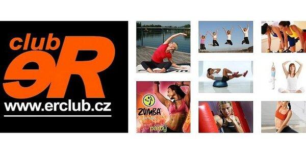 10 lekcí cvičení dle vlastního výběru v eRclubu na Smržovce a v Jablonci nad…