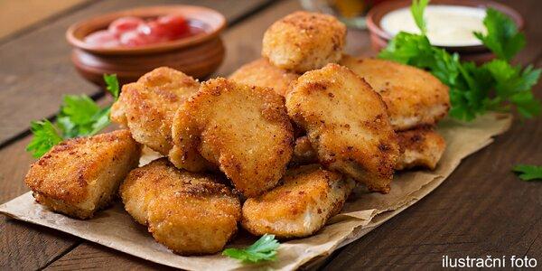 Pojďte na maso: hostina pro celou partu