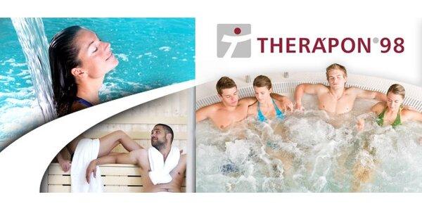 129 Kč za 120 min pro DVA ve wellness centru Therápon 98 v Kopřivnici!