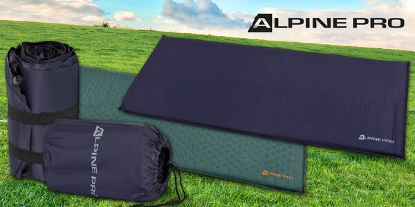 Samonafukovací karimatka Alpine Pro