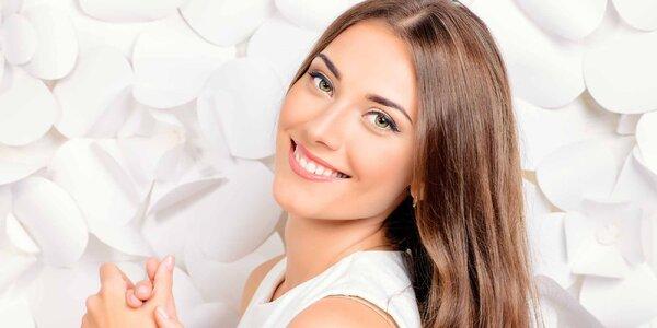 Lifting obličeje s kyselinou hyaluronovou