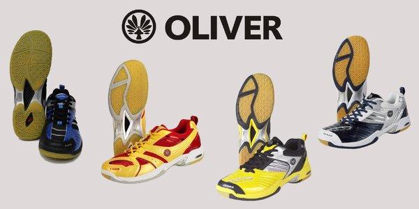 Sálová obuv OLIVER + sportovní vak Adelaide