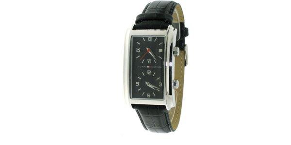 Pánské náramkové hodinky Tommy Hilfiger s dvojitým ciferníkem