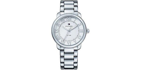 Dámské ocelové náramkové hodinky Tommy Hilfiger