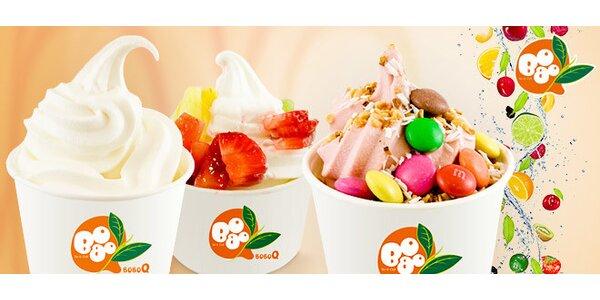 5 lahodných jogurtových zmrzlin z BoBoQ Fresh