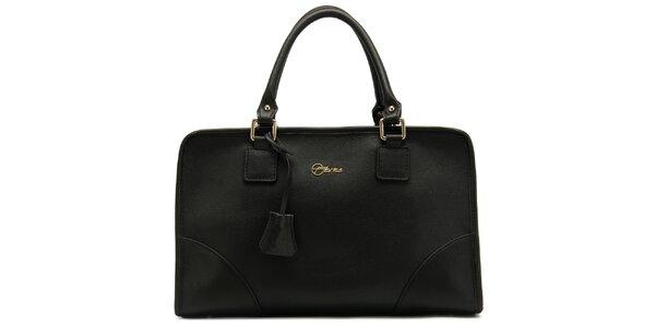 Dámská černá kufříková kabelka Florian London