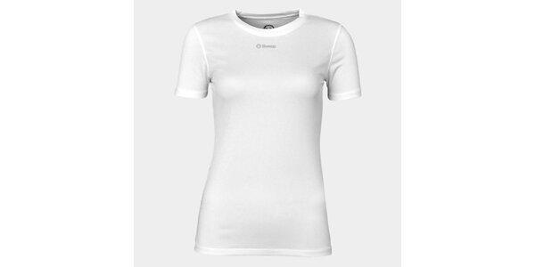 Dámské bílé funkční tričko Sweep
