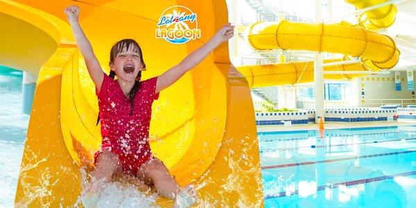 Vodní zábava: vstupné do aquacentra v Letňanech